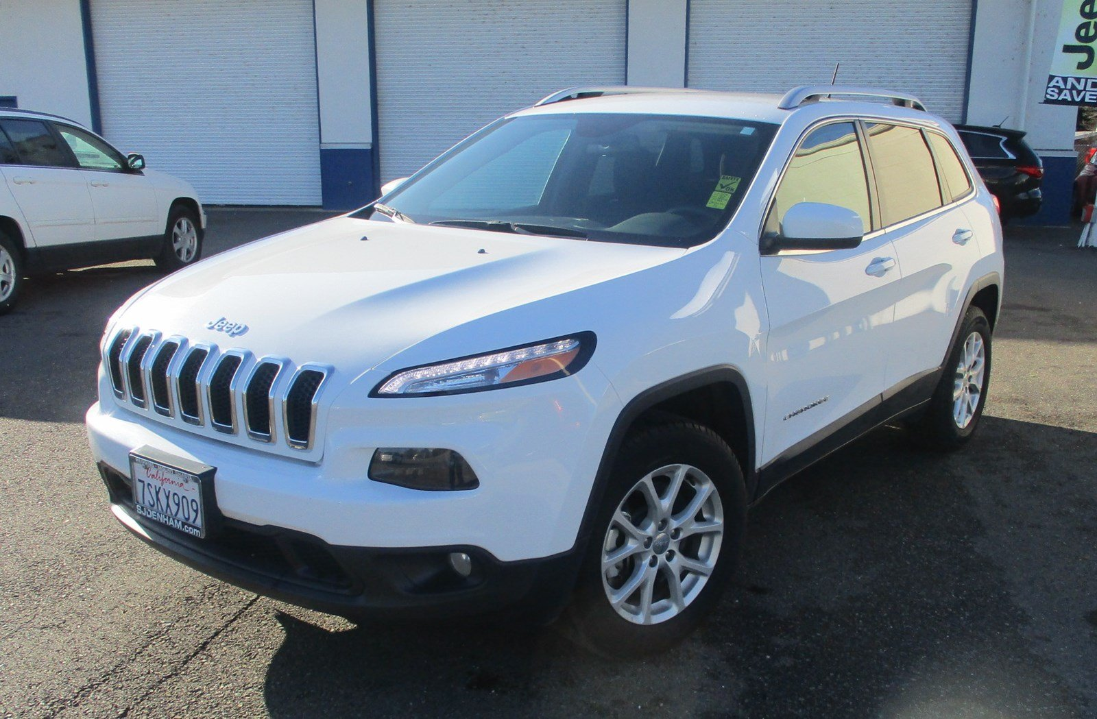 Certified Pre Owned 2016 Jeep Cherokee Latitude