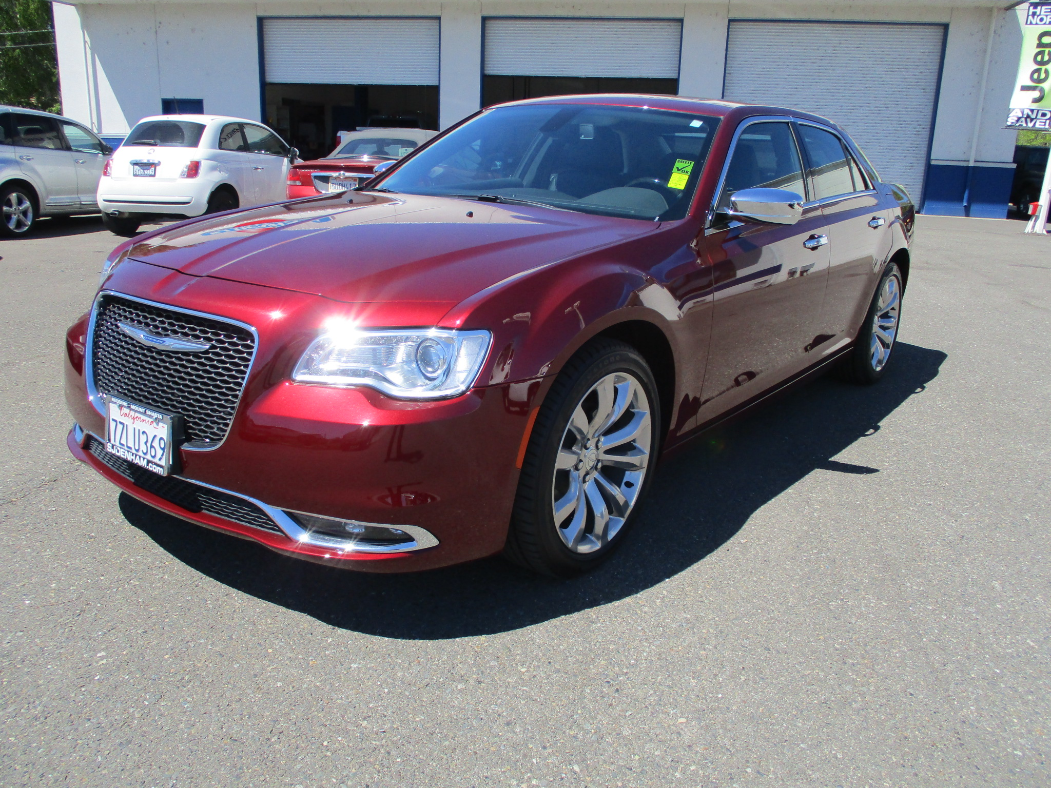 Pre Owned 2017 Chrysler 300C in Redding