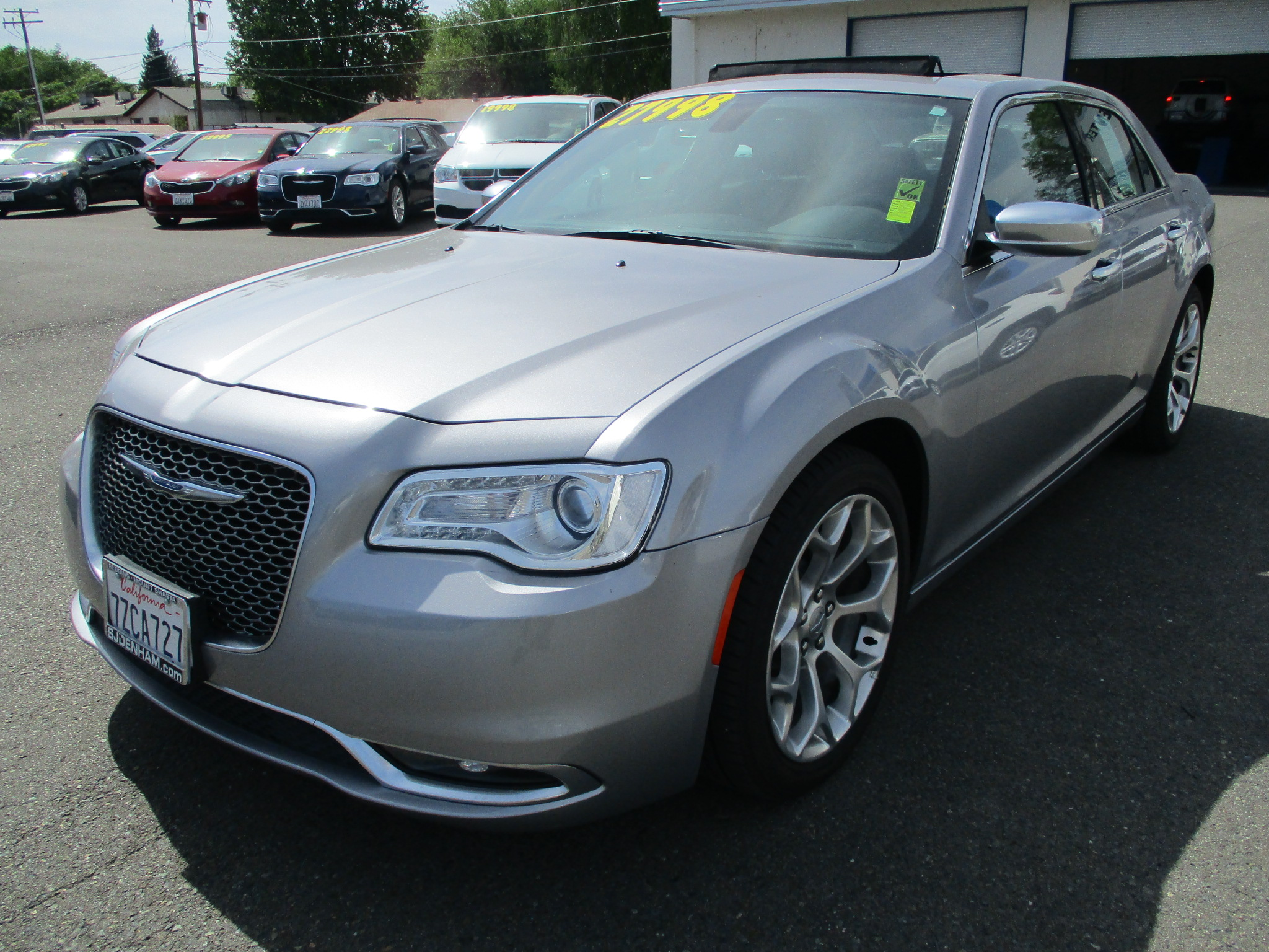 chrysler cars c top speed review