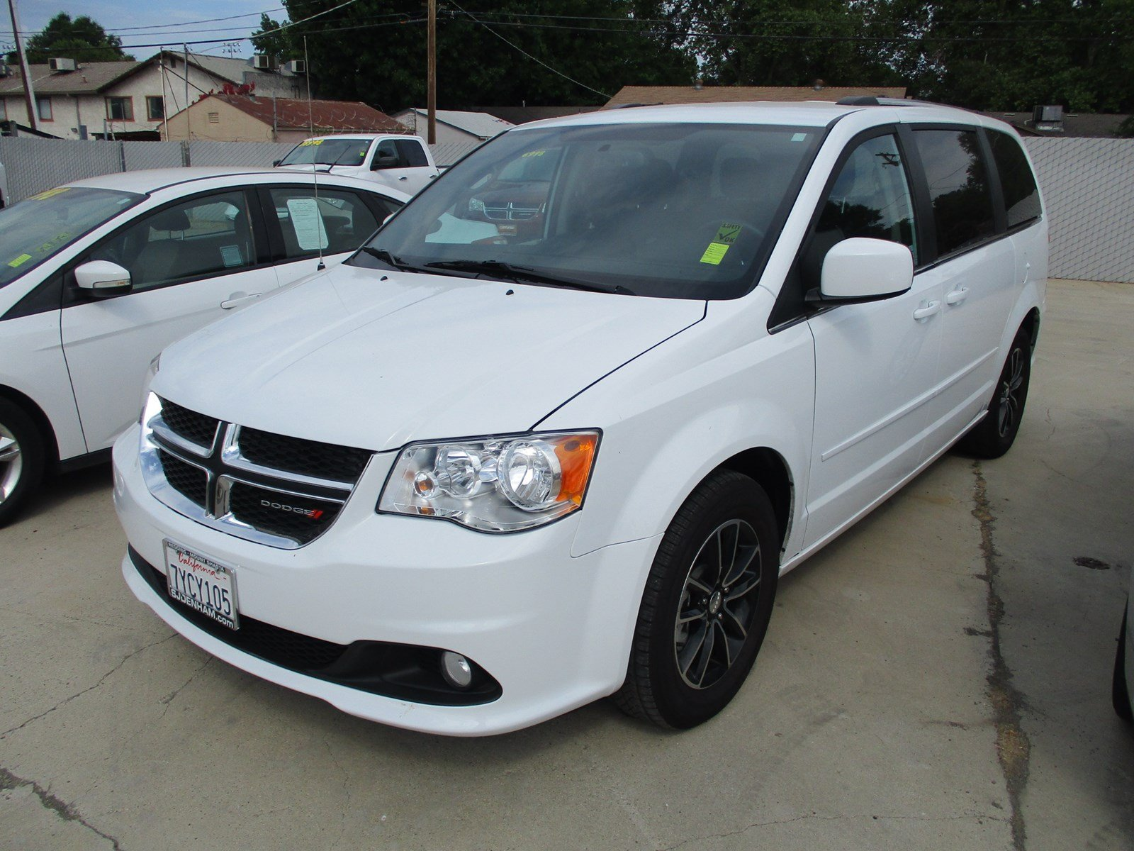 Certified Pre Owned 2017 Dodge Grand Caravan Sxt