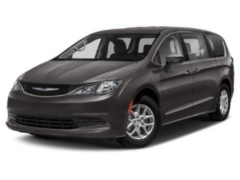 Pre-Owned 2018 Chrysler Pacifica Touring